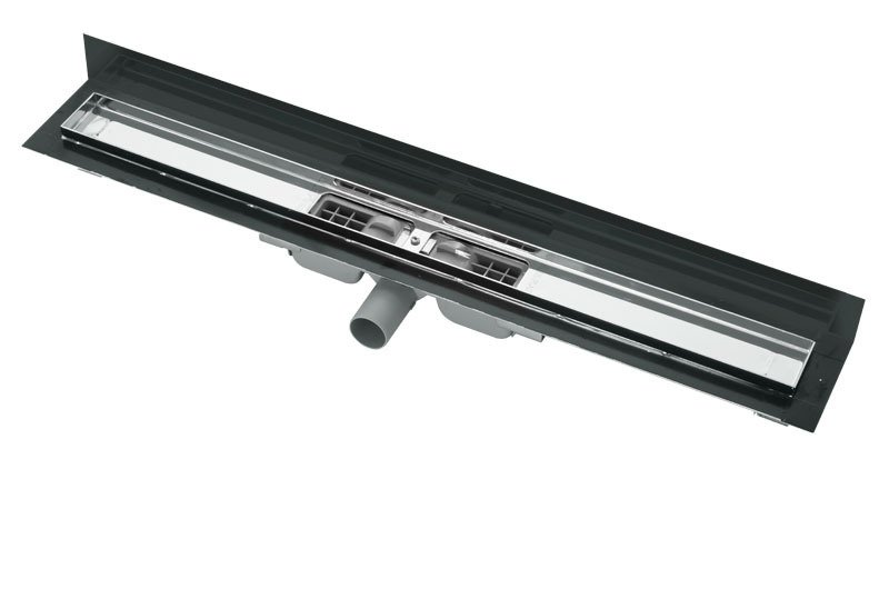 APZ104-950 Flexible Low Podlahový nerezový žlab AlcaPlast pod libovolný obklad 1
