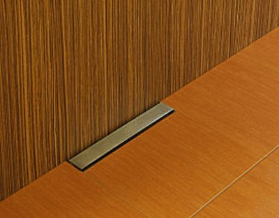 APZ3-FLOOR-300 podlahový nerezový žlab AlcaPlast MINI pro vložení dlažby 4