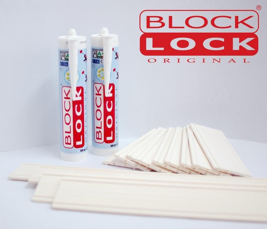 Montážní sada BlockLock pro 20 luxfer Basic 1