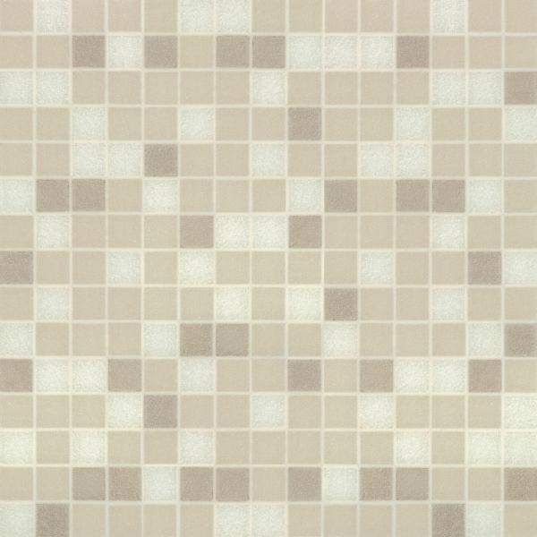 Mozaika Bisazza Miscele NUVOLE 2 x 2 cm, bez kitu, béžová 0