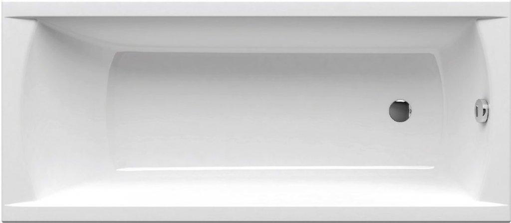 Vana CLASSIC 160 x 70 Ravak, bílá 0