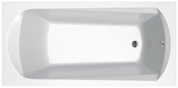 Vana DOMINO 150 x 70 Ravak, bílá 0