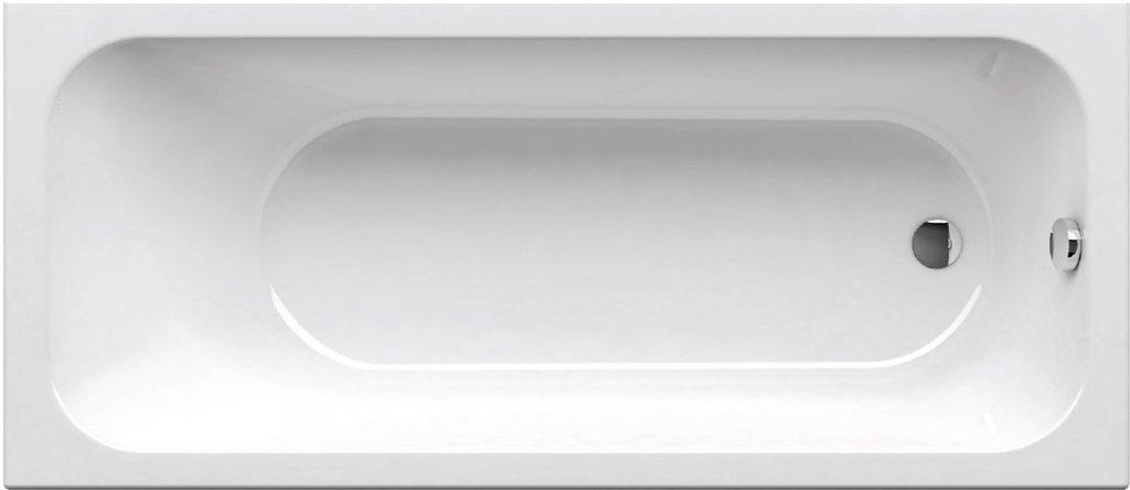 Vana CHROME 150x70 Ravak, bílá 0