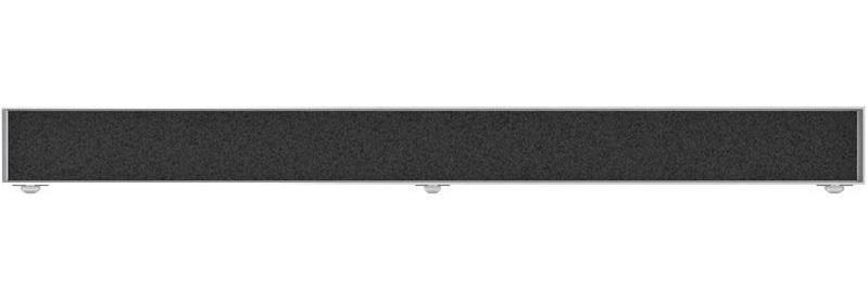 Rošt FLOOR-950 k vložení dlažby, pro žlab APZ AlcaPlast 1