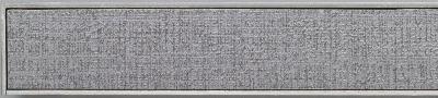 APZ3-FLOOR-750 podlahový nerezový žlab AlcaPlast 800 mm pro vložení dlažby 4