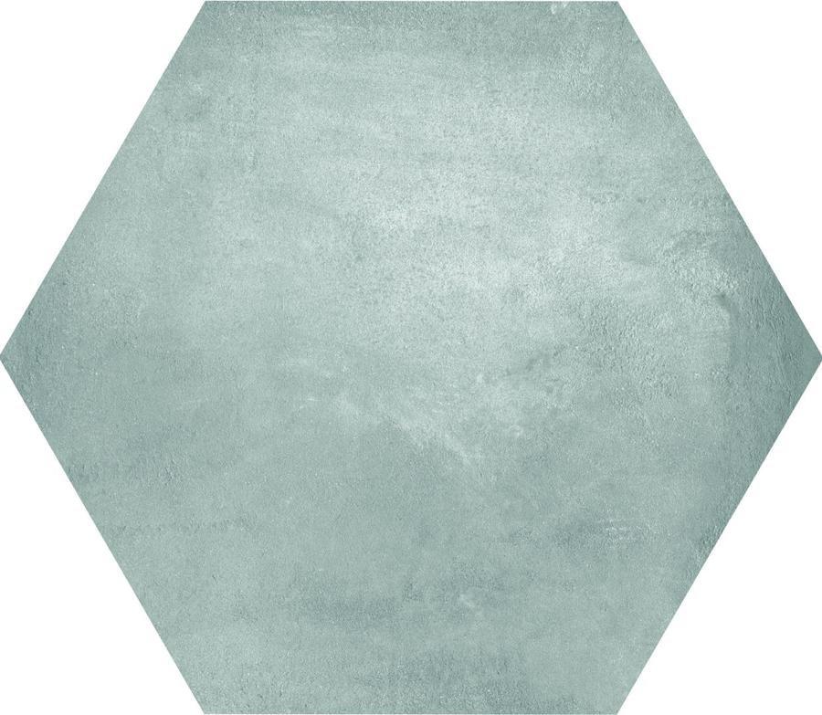 Dlažba KERAMAR dark grey hexagon 60x60, rett 0