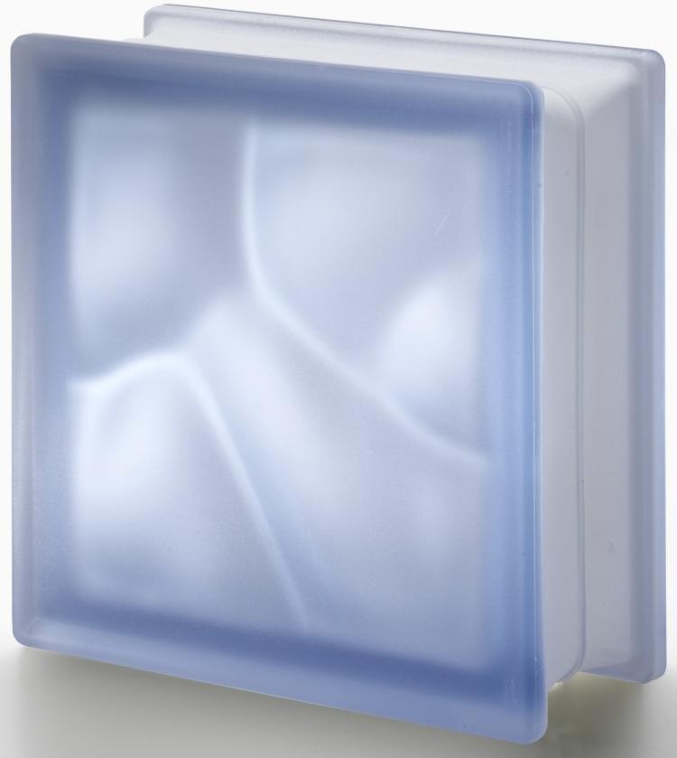 Luxfera Pegasus Q19 O Sat Blu, svlnkou, satin