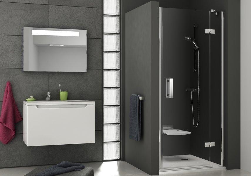 Sprchové dveře levé SMSD2-120 A-L Ravak SMARTLine 0