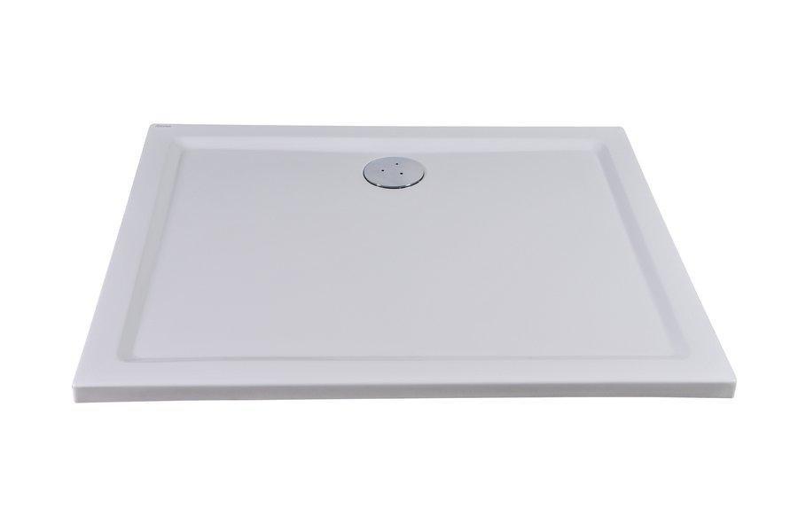 Sprchová vanička GIGANT 100 x 80 LA Ravak, bílá 1