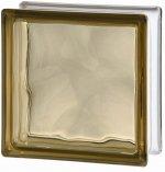 Luxfera 1919-8WBN Wave Brown, s vlnkou, hnědá
