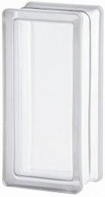 Luxfera 2411-8C1S Clearview Sahara 1S, rovná, jednostranně pískovaná