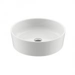Umyvadlo na desku 40 cm Ravak MOON 1, bez přepadu, bílá
