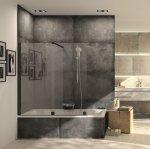 Sprchové dveře posuvné BLDP2-100 Ravak BLIX