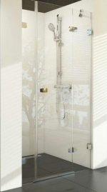 Sprchové dveře dvojdílné BSD3-110 R Ravak BRILLIANT, neobsahuje B-Set, chrom