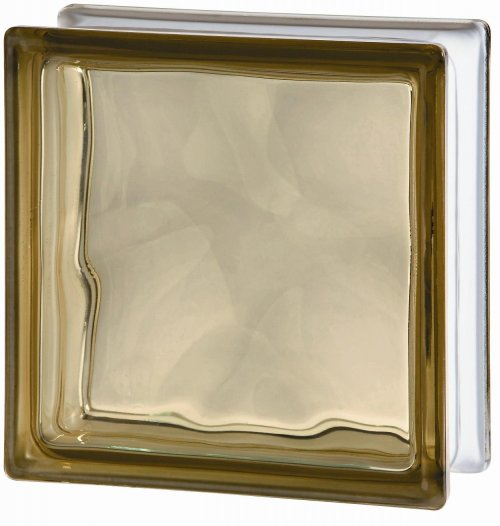 Luxfera 1919-8WBN Wave Brown, s vlnkou, hnědá preview