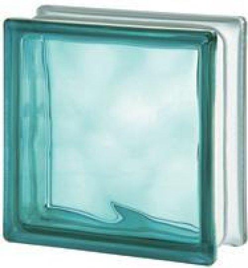Luxfera 1919-8WTE Wave Turquoise, s vlnkou, tyrkysová preview