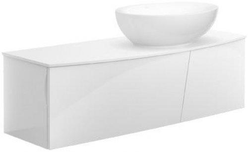 V&B Aveo New Generation, umyvadlo k postavení na desku 595x440, s přepadem, Bílá Alpin Ceramic+ preview