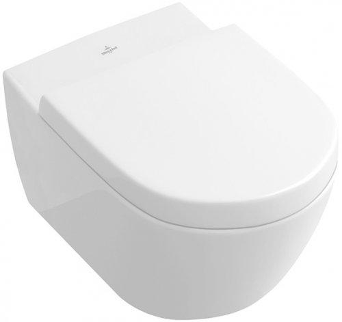 V&B Subway 2.0 WC Direct Flush Combi-Pack, Bílá Alpin CeramicPlus preview