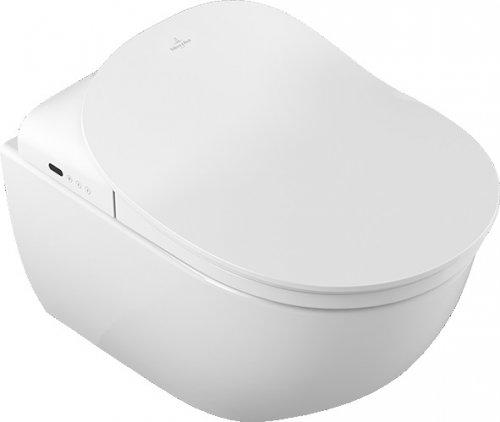 V&B Subway 2.0 závěsný klozet pro bidetové sedátko ViClean L4 DirectFlush, bílá Alpin CeramicPlus preview
