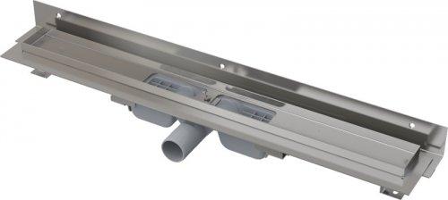 APZ104-1050 Flexible Low Podlahový nerezový žlab AlcaPlast pod libovolný obklad preview