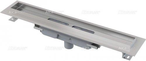 Podlahový žlab APZ1106-300 PROFESSIONAL LOW AlcaPlast, okraj pro plný rošt, svislý odtok preview