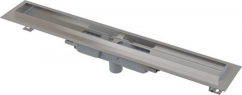 Podlahový žlab APZ1106-950 PROFESSIONAL LOW AlcaPlast, okraj pro plný rošt, svislý odtok preview