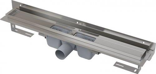 APZ4-650 podlahový nerezový žlab AlcaPlast 700 mm preview