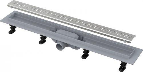 APZ9-750 Simple podlahový plastový žlab AlcaPlast 800 mm preview