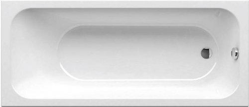 Vana CHROME 160x70 Ravak, bílá preview