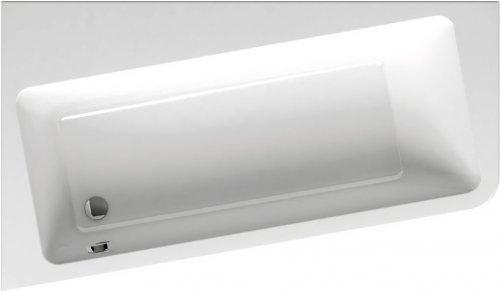 Vana 160 x 95 L 10° Ravak, levá, bílá preview