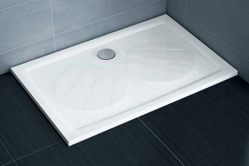 Sprchová vanička litá GIGANT PRO 120 x 80 Ravak, bílá preview