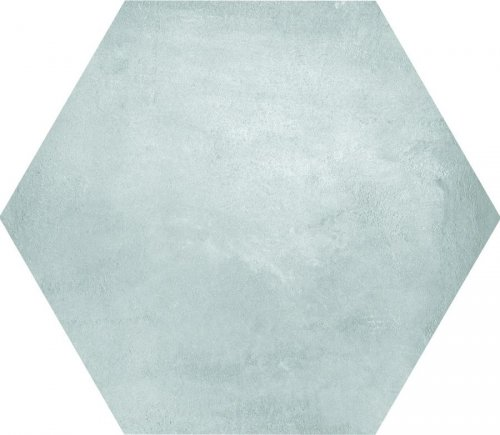 KERAMAR light grey hexagon rett.