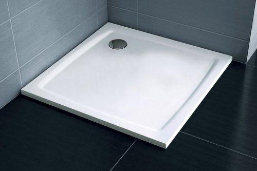 Sprchová vanička litá PERSEUS PRO-90 Flat Ravak GALAXY PRO, bílá preview
