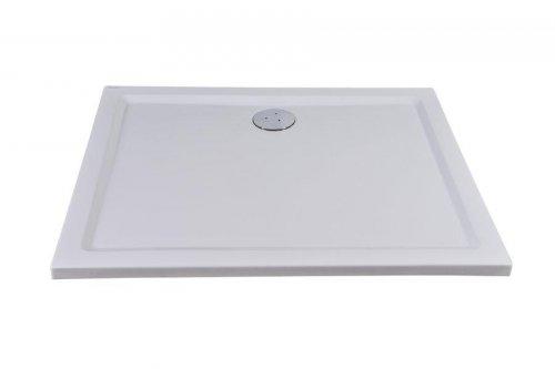 Sprchová vanička GIGANT 100 x 80 LA Ravak, bílá preview