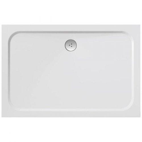 Sprchová vanička obdélníková GIGANT PRO 120 x 90 Ravak CHROME, bílá preview