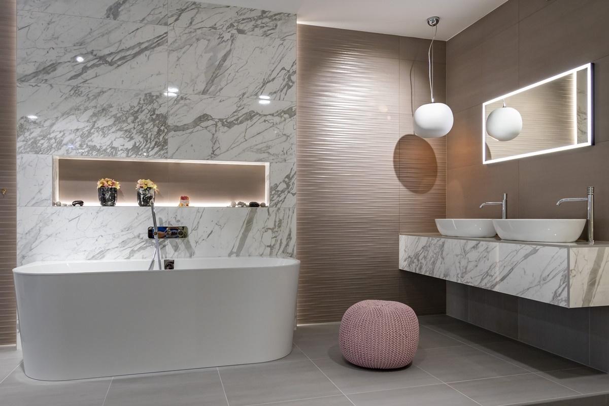 Dámská koupelna aneb po čem ženy touží