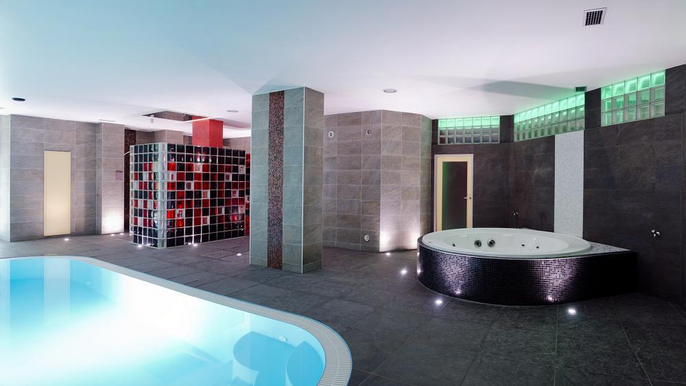 Wellness hotel Fontána