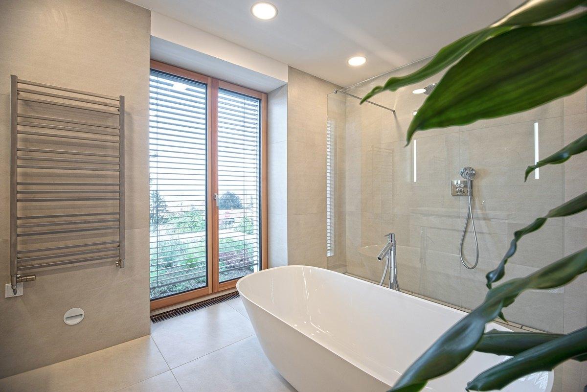 Koupelna jako oáza relaxace