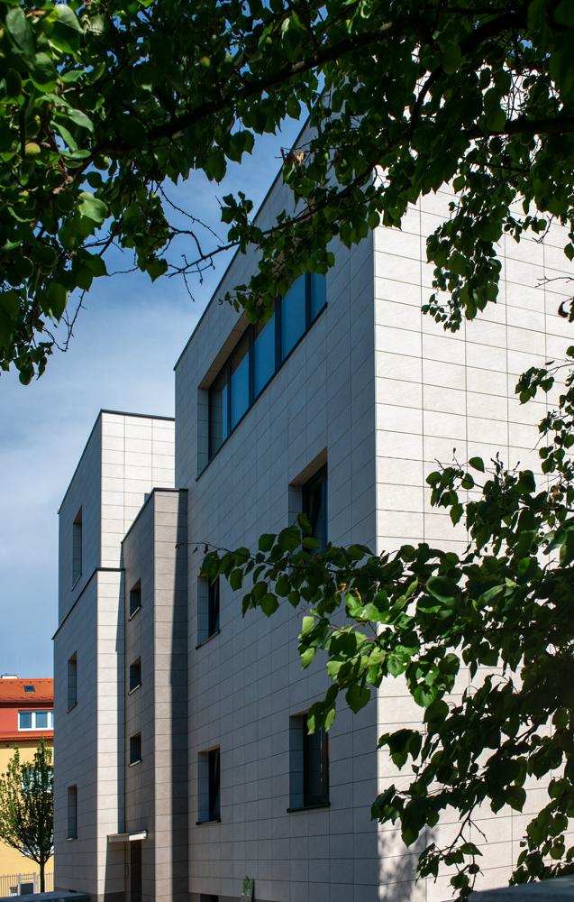 Rekonstrukce bytového domu v Brně 8