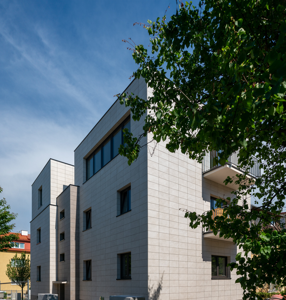 Rekonstrukce bytového domu v Brně 9