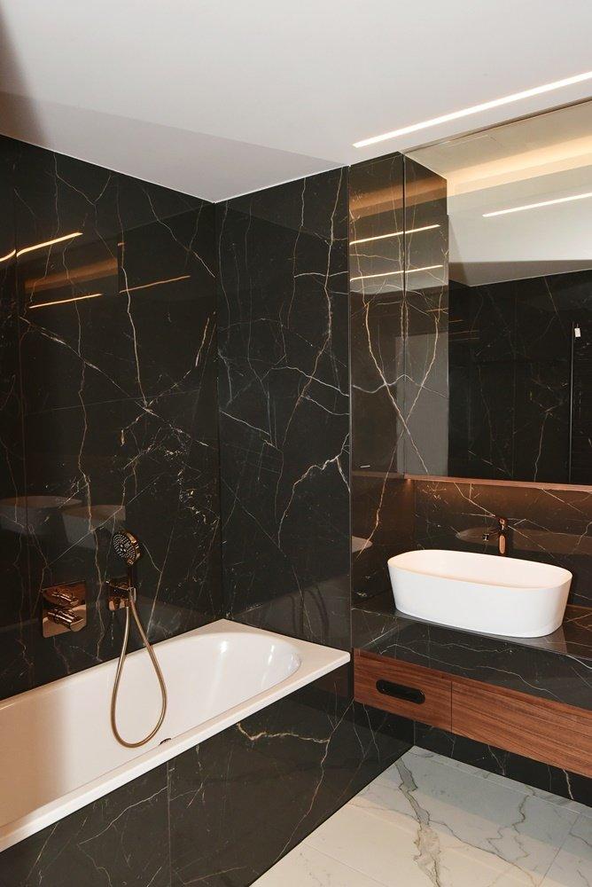 Koupelny v hotelu President 0