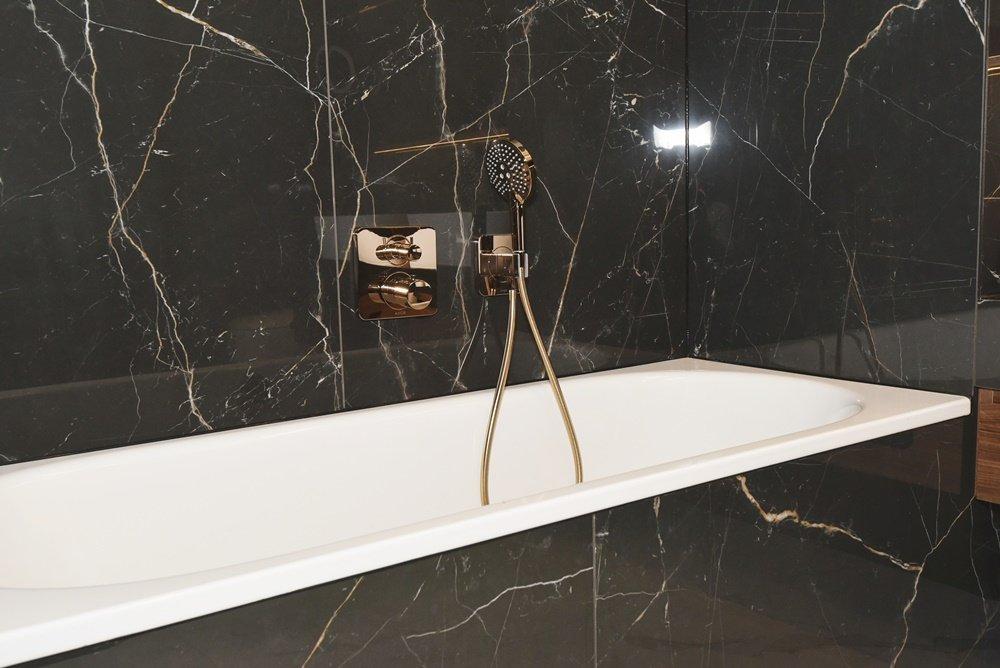 Koupelny v hotelu President 6