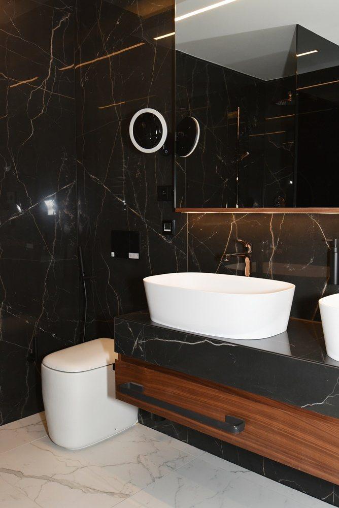 Koupelny v hotelu President 8