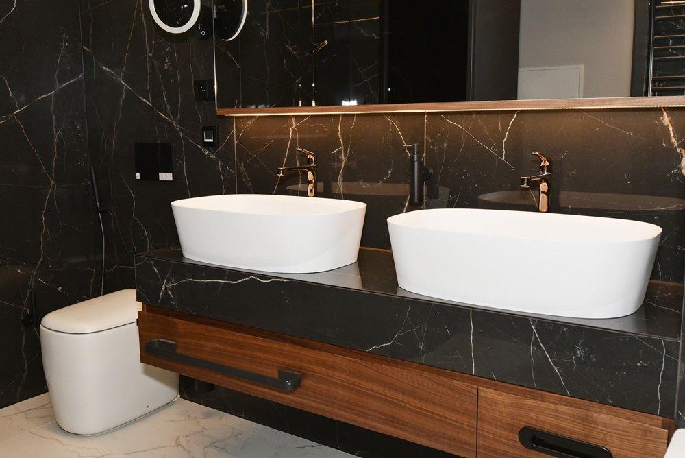 Koupelny v hotelu President 9