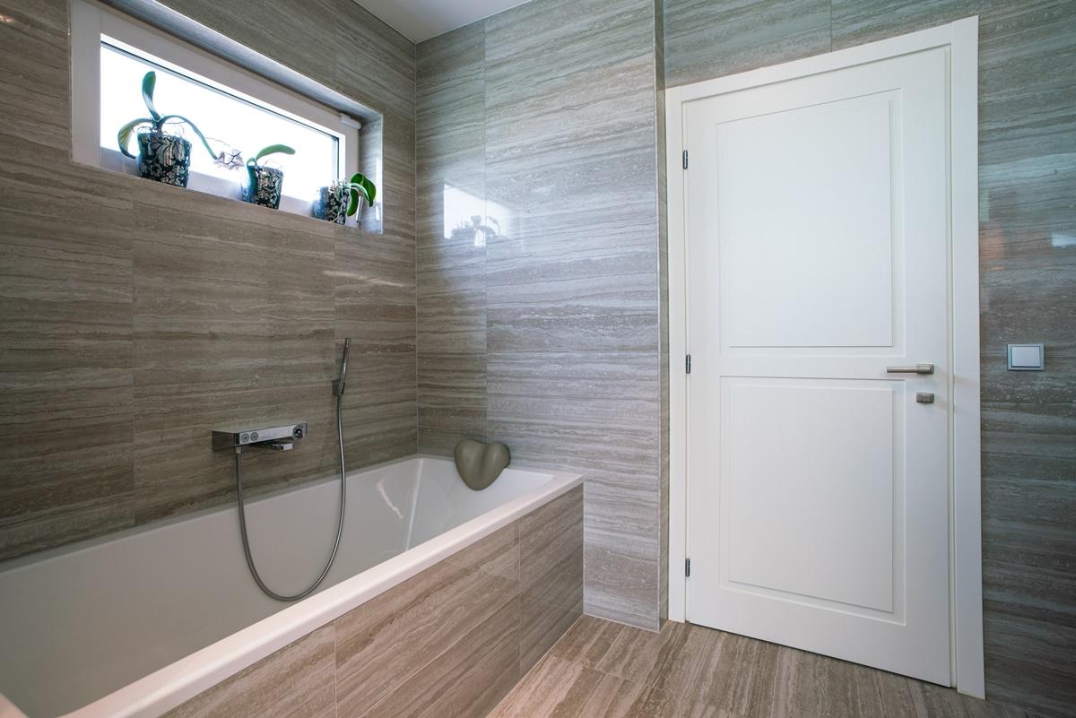 Luxusní koupelny v rodinném domě 0