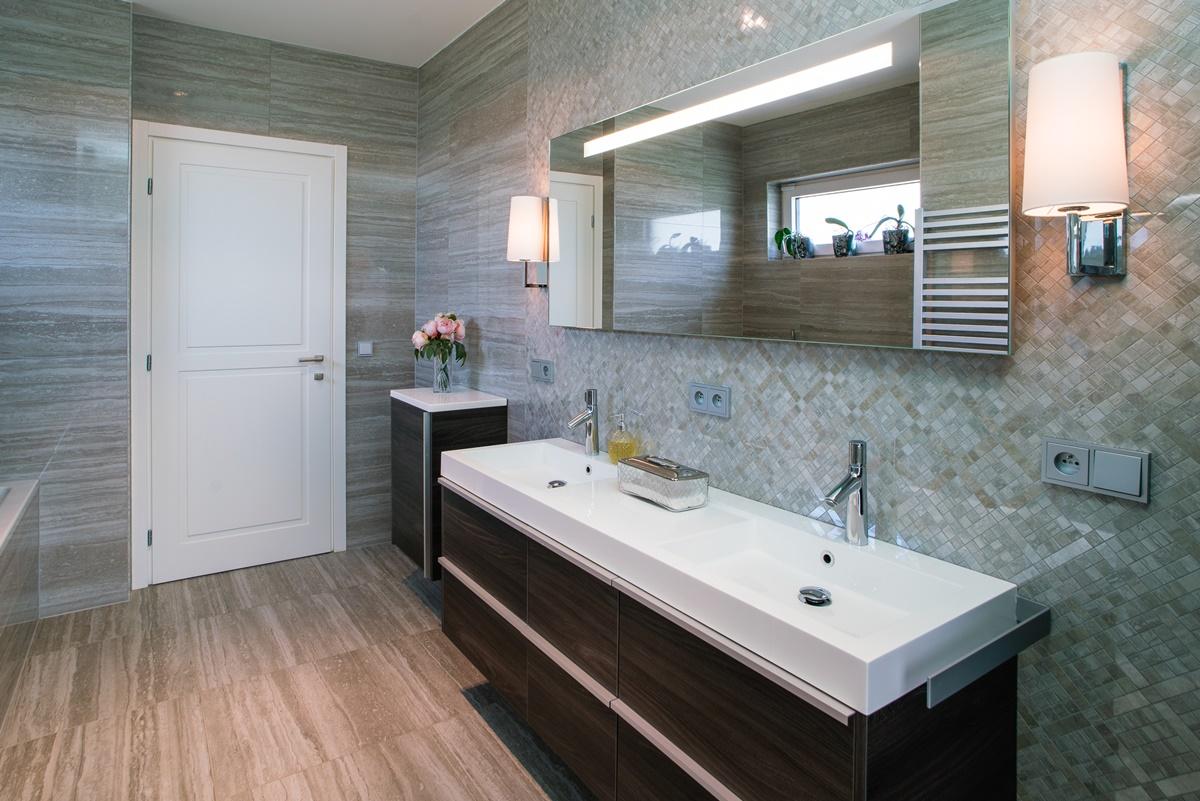 Luxusní koupelny v rodinném domě 1