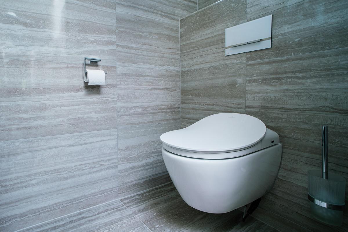 Luxusní koupelny v rodinném domě 3
