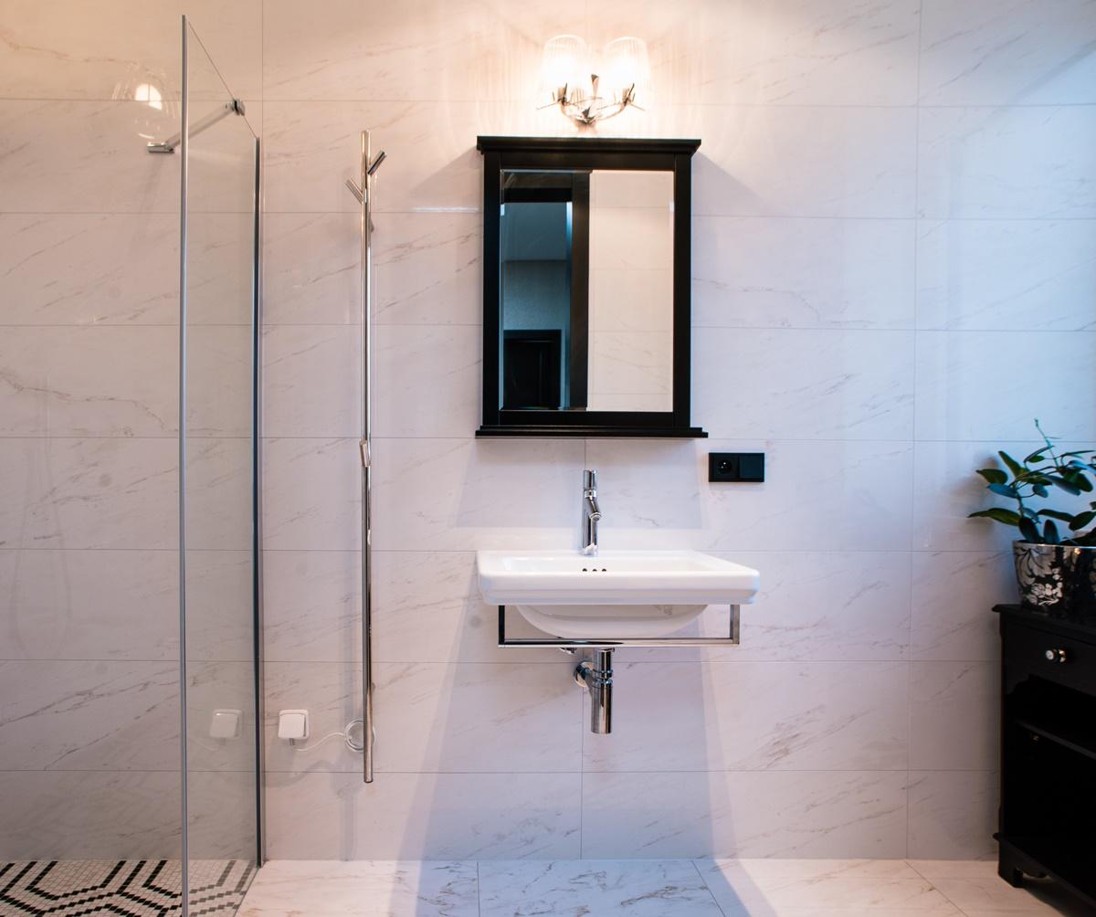 Luxusní koupelny v rodinném domě 4