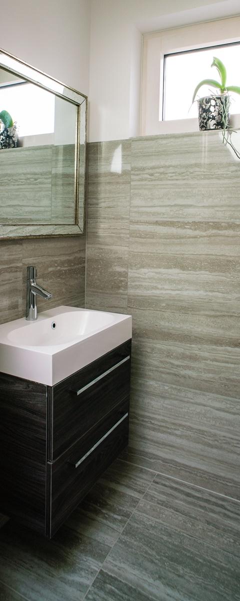 Luxusní koupelny v rodinném domě 8