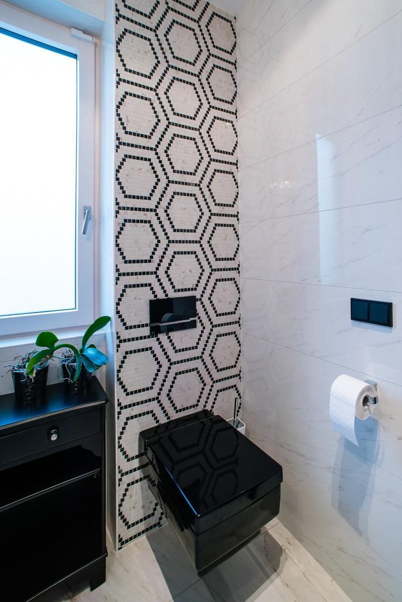 Luxusní koupelny v rodinném domě 11